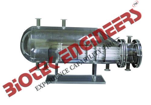Kettle Type Reboiler