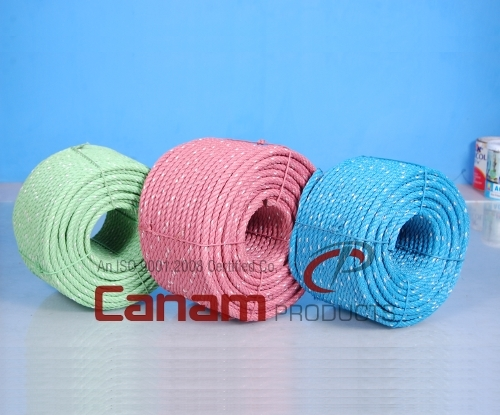 Industrial Pp Ropes