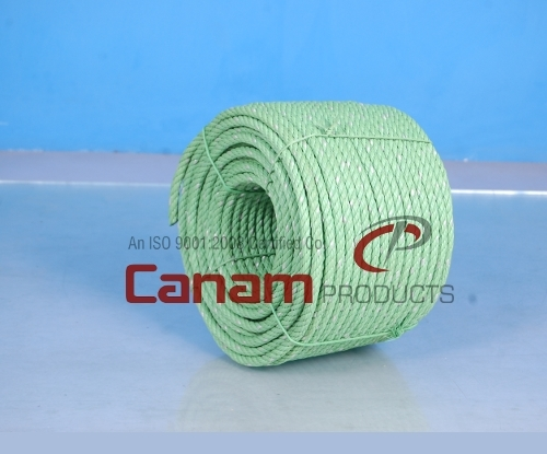 Light Green HDPE Rope