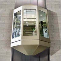 Mall Capsule Lifts