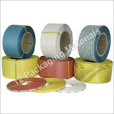 Semi Automatic PP Box Strapping Rolls