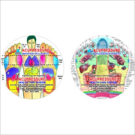 ACP Acupressure - Reflexology - set of 2 DVD