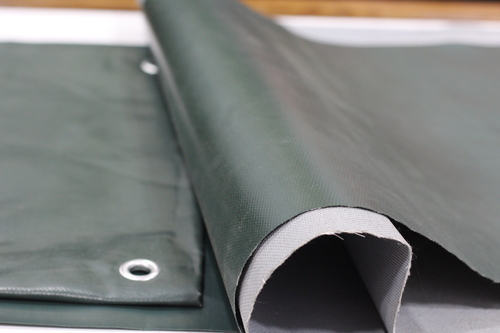 Fire Resistant Waterproof Tarpaulin