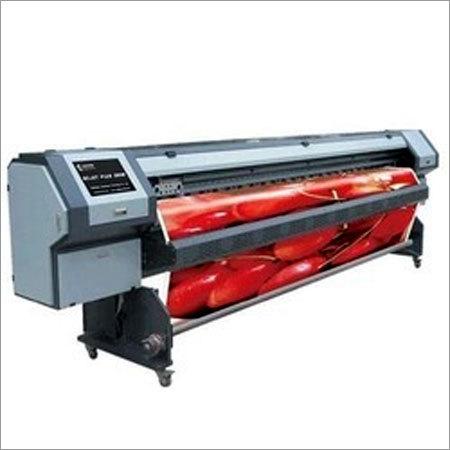 Banner Printing Machine