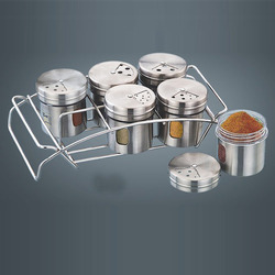 Spice Mukhwas Set with Grill