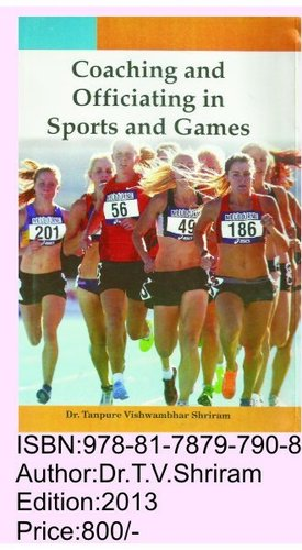 Books For Sports Trainer And Coach