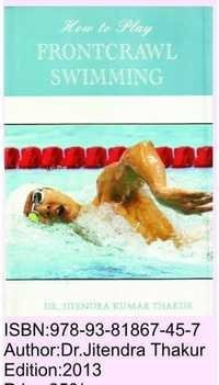 How To play Frontcrawl Swimming