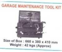 Garage Maintenance Tool Kit