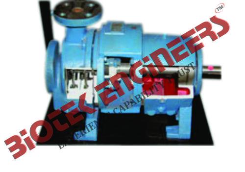 Multi stage Steam Pump