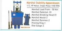 Marshal Stability Apparatuses
