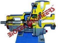 Centrifugal single stage pump