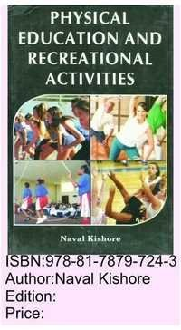 Physical Education & Recreational Activities