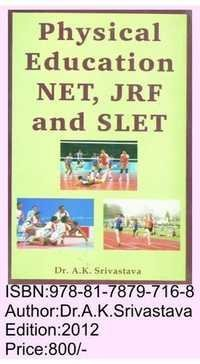 Physical education NET, JRF,& SLET