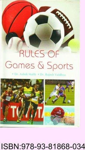 Sports Rules Book