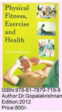 Physical fitness, Exercise & Health book