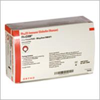 Rhogam Anti D Pre Filled Syringe
