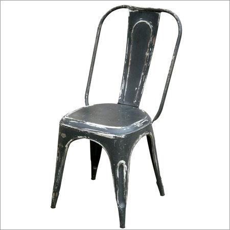 Reclaimed Industrial Chair