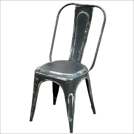 Reclaimed Industrial Chair