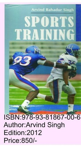 Sport Trainning Book