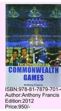 Encyclopedia of Comminwealth Game