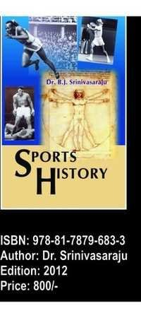 Sports History Books