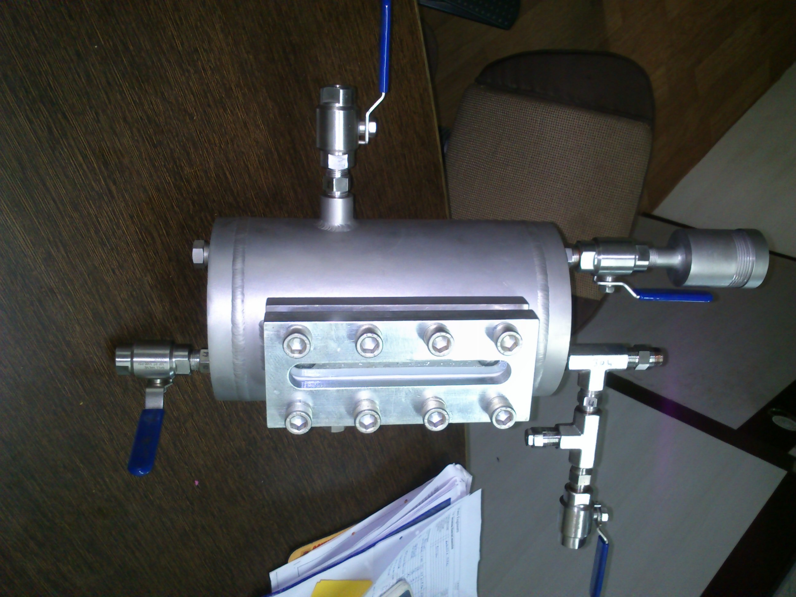 9 Liter Thermosyphon With Water Management