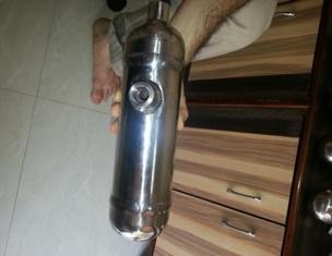 Condensate Drain Pot