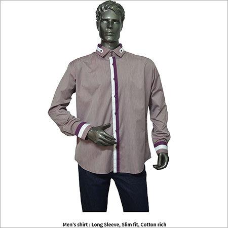 Mens Slim Fit Shirts