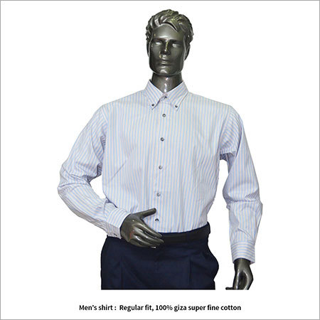 Regular Fit Mens Shirts