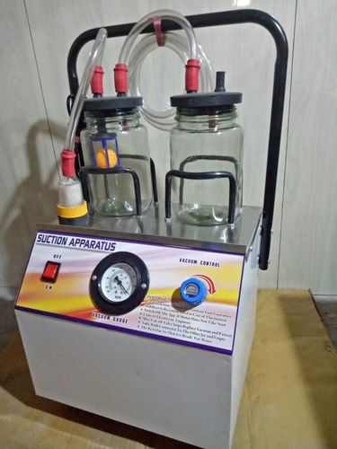 Suction Machine Electric