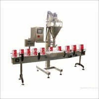 Powder Filling Line Machine
