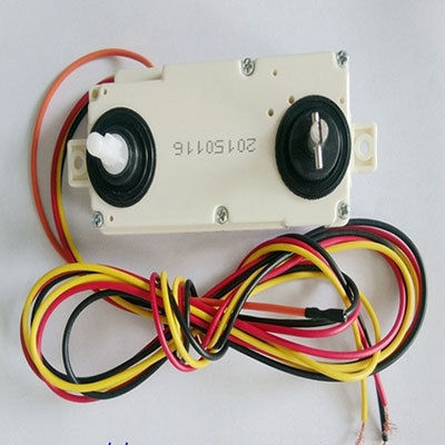 biaxial washing machine timer