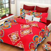 Printed Bedsheet Cover