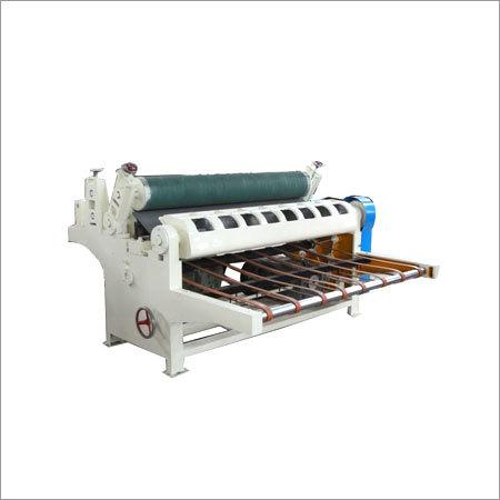 Log Roll Cutter Slicer Machine