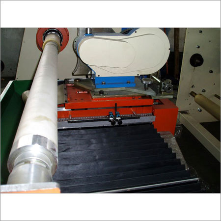 BOPP Tape Log Roll Cutting Machine
