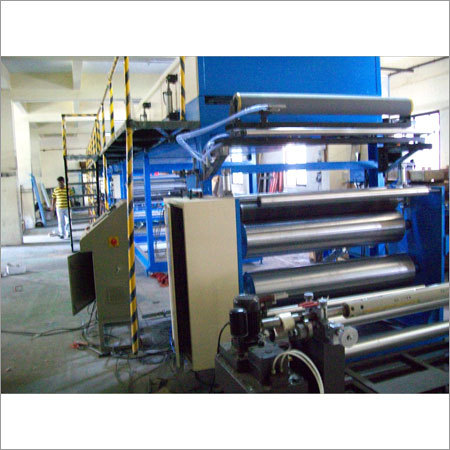 Multipurpose Tape Coating Machine