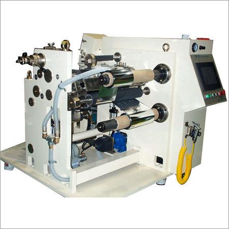 Adhesive Tape Slitter Rewinder Machine