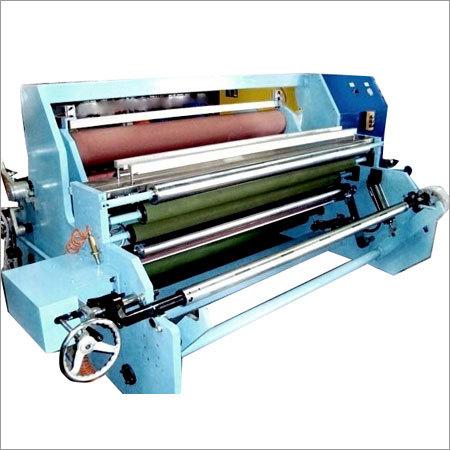 Automatic Log Roll Rewinder