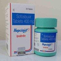 Hepcinat 400 Mg Sofosbuvir
