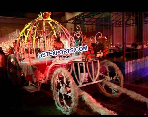 Bride Entry Cinderella Carriage Buggy