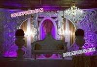 Latest Design Wedding Stage Backdrop Frames