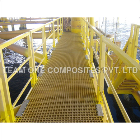 FRP for Industrial Purpose