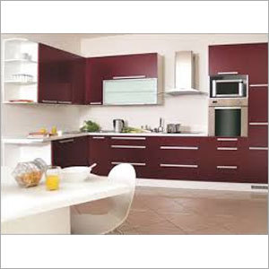 Compact Modular Kitchen
