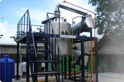 Steam Distillation Plant