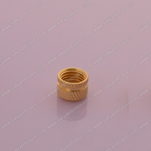 Brass Moulding Round Inserts