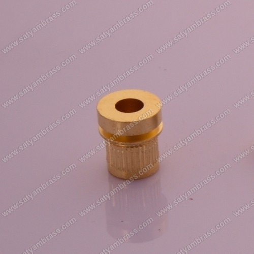 Double Collar Brass Inserts