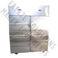 Four Door Vertical Freezer