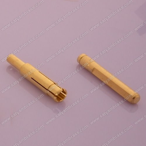 Brass Earthing Pin