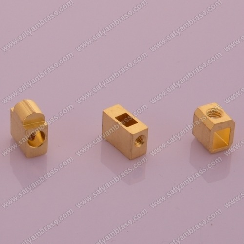 Brass MCB Connector