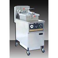 Pressure Fryer Gas